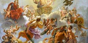 Bu Mitoloji Testinde Sadece Zeus Full Çekiyor!