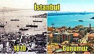 Yıllar İçerisinde Büyük Değişikliğe Uğramış Dünyanın 13 Harika Şehrinin Şaşırtıcı Öncesi ve Sonrası Fotoğrafları