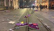 8 Mart Feminist Gece Yürüyüşü'ne Polis Müdahalesi