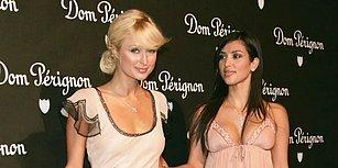 Kim Kardashian'ın 15 Yıl Önce Paris Hilton'un Yancısı Olarak Sektöre Girişini Gösteren 23 Fotoğraf
