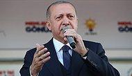 Erdoğan: 'Taksim'de Güya Kadınlar Günü İçin Bir Araya Gelen Bir Grup Ezana Terbiyesizlik Etti'