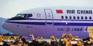 Son 5 Ayda 345 Kişi Hayatını Kaybetti: Çin, Etiyopya'daki Kazanın Ardından Boeing 737 Max 8 Seferlerini Askıya Aldı