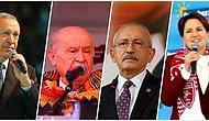 TRT'nin Siyasi Partilere Ayırdığı Süre Belli Oldu: Cumhur İttifakı Açık Ara Önde