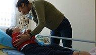 Minik Ege'nin Hayatını Karartan İhmal: 'Ameliyat Sırasında Oksijen Yerine Azot Gazı Verildi'