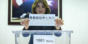 31 Mart Yerel Seçimlerinde Kullanılacak Oy Pusulası Belli Oldu