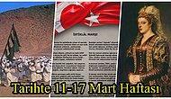 İstiklal Marşı'nın Kabulü, Kıbrıs'ı Satan Kraliçe, Erzincan Depremi... Tarihte 11-17 Mart Haftası ve Yaşanan Önemli Olaylar