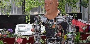 Konya'da Üretilen İnsansı Robota Yüz Eklendi: 4 Duyuyu Kullanabiliyor, İnsanları Tanıyıp Cevap Veriyor