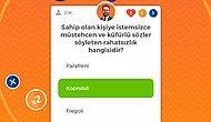Son Zamanların En Çok Kazandıran Yarışması Oyna Kazan'da Çıkmış Hem İlginç Hem Komik Sorular