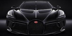Lüks Bildiğimiz Otomobilleri Para Üstü Niyetine Alacak Dünyanın Yeni En Pahalı Otomobili: La Voiture Noire
