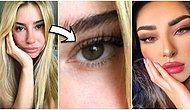 Estetik mi, Photoshop mu? Son Dönemde Herkesin Kafayı Taktığı Yeni Trend Badem Gözler