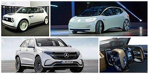 Uzay Çağına Giriyoruz! Otomobil Devlerinin Elon Musk'ı Kıskandıracak Elektrikli Arabaları Piyasaya Çıkıyor