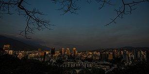 Venezuela'da Elektrik Krizi Sürüyor: Ülke Günlerdir Karanlıkta