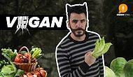 Sercan Çam 1 Hafta Vegan Oldu!
