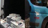 'DSP'nin Seçim Aracında AKP Broşürleri' İddiası: 'Araç Bize Ait Değil'