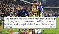 Fenerbahçe Geri Dönüşleri Sevdi! Sivasspor Maçının Ardından Yaşananlar ve Tepkiler