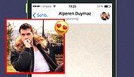 WhatsApp'ta Alperen Duymaz'ı Tavlayabilecek misin?