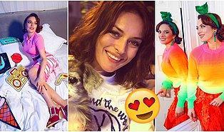 Ezgi Mola'nın Türkiye'nin En Güzel ve Sempatik Kadınlarından Biri Olduğunun Kanıtı Niteliğindeki Instagram Paylaşımları