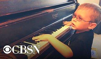 6 Yaşındaki Görme Engelli Ufaklıktan Muhteşem 'Bohemian Rhapsody' Performansı