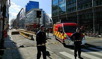 Bina Boşaltıldı: Brüksel'de Bomba Alarmı