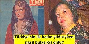 Türkiye'nin İlk Kadın Yönetmeni ve Yıldızı Olan Herkesin Hayran Kaldığı Kadın Cahide Sonku'nun Şöhreti Nasıl Bulaşıkçı Olarak Sona Erdi?