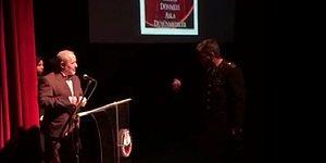 Albay, Çanakkale Anmasında Atatürk'e Dua Edilmeyince Töreni Terk Etti