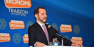 Maliye Bakanı Albayrak: 'Döviz Toplayanlar Şimdi Kara Kara Düşünüyorlar'