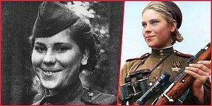 Lakabı Ölüm Meleğiydi: Masum Bakışlarının Altında Bir Savaşçı Yatan, Sovyetlerin İlk Kadın Nişancısı Roza Shanina