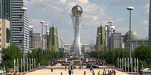 'Astana' Tarih Oldu: Kazakistan'ın İstifa Eden Devlet Başkanı Nursultan Nazarbayev'in Adı Başkente Verildi