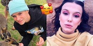 Gençlik Ateşi: Millie Bobby Brown ve Romeo Beckham Yeni Bir Aşka Yelken Açtı!