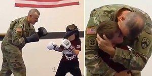 1.5 Yıl Sonra Askerden Dönen Babanın, Oğluna Yaptığı Müthiş Sürpriz