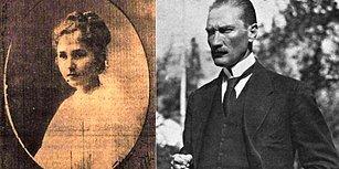 Osmanlı'nın Yakışıklı ve Genç Subayı Mustafa Kemal ile Bulgar Generalin Kızı Dimitrina Kovaçeva'nın Aşkı