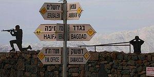 'İsrail Egemenliğini Tanımanın Zamanı Geldi' Demişti: Trump'ın 'Golan Tepeleri' Açıklaması Sonrası Tepkiler