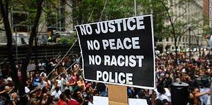 ABD'de 17 Yaşındaki Silahsız Siyahi Genci Öldüren Polisi Jüri Suçsuz Buldu: Halk Sokaklara İndi
