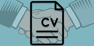 Kendi CV'ni Oluştur, İşe Girebilecek misin Öğren!