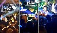 Bülent Ersoy, Sahneye Atlayan Hayranına Mikrofonuyla Vurdu!