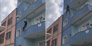 Görenleri Hayretler İçerisinde Bırakan 'Adana' İşi Eşya Taşıma Yöntemi