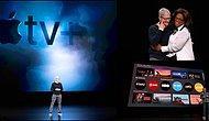 Netflix'e Güçlü Bir Rakip Geliyor! Apple Dün Akşam Yeni Platformu Apple TV+'ı Tanıttı