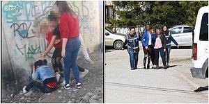 Yine Aynı Rezalet: 3 Lise Öğrencisinden 'Dedikodu Yapıyor' Dayağı