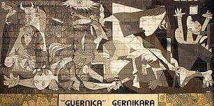 28 Mart Perşembe Oyna Kazan 13:00 Yarışması İpucu ve Kopya Geldi! Picasso'nun Guernica Tablosu Hangi Savaş Sırasında Çizilmişti?