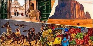 Kameranıza Sağlık! National Geographic Seyahat Fotoğrafçılığı Yarışması'ndan Enfes Görüntüler