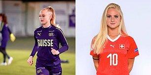 Yeşil Sahaların Tozunu Başarısının Yanında Güzelliğiyle de Attıran Kadın Futbolcu: Alisha Lehmann