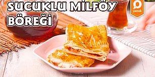 Böreklerin En Çıtır Çıtırı: Sucuklu Milföy Böreği Nasıl Yapılır?