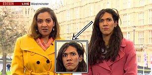 BBC Röportajında Uzaylı Görmüş Gibi Bakarak Herkesi Şaşırtan Kadın Sosyal Medyada Viral Oldu!