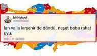 İç Anadolu'nun Orta Yerinde Bu Nasıl Bi' Cumhuriyet? Kırşehir'deki Farklı Sonuca Sosyal Medyadan Gelen Tepkiler