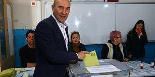 İzmir'de Resmi Olmayan Sonuçlara Göre Yarışın Galibi Tunç Soyer
