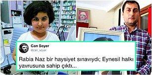 Eynesil, Rabia Naz'ı Unutmadı: Şüpheli Ölümüyle Tüm Türkiye'yi Yasa Boğan Rabia'nın Memleketinde Belediye El Değiştirdi!