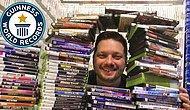 Dünyanın En Fazla Oyununa Sahip Olan Adamı Guinness Rekorlar Kitabına Girdi: 20.000'den Fazla Oyunu Var!
