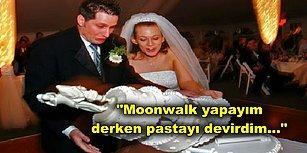 Okuduğunuz An Bekar Olduğunuza Binlerce Kez Şükredeceğiniz Birbirinden Korkunç 15 Düğün Anısı