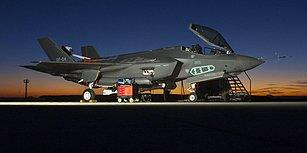 ABD Doğruladı: F-35 Ekipmanlarının Türkiye'ye Sevkiyatı Durduruldu