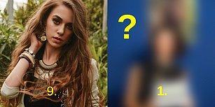 Türkiye'nin En Güzel Ünlü Kadınlarının Yüzleri Mükemmeliyet Ölçütü Olan Altın Orana Ne Kadar Yakın?
